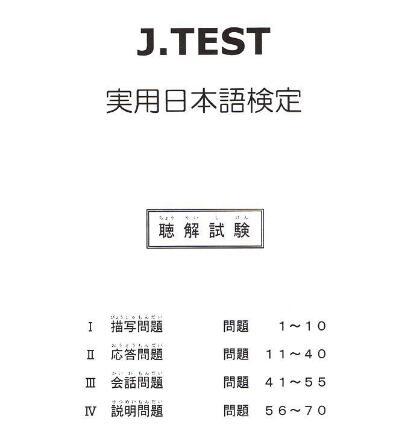 了解j.test听力原文及答案有用吗