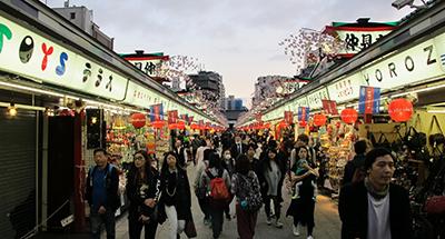 日本东京购物指南TOP6(一)