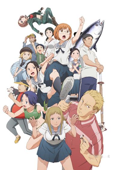 2018年7月新番《千绪酱的通学路》动画PV公开