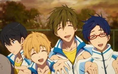 七月新番《Free!男子游泳部》第三季